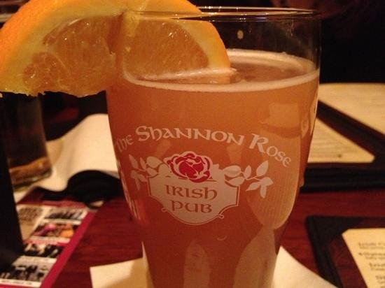 The Shannon Rose: Blue Moon