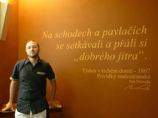 Design Hotel Neruda: Hotel