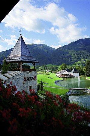 A-ROSA Resort Kitzbühel: Blick auf das Restaurant Monti e Mare