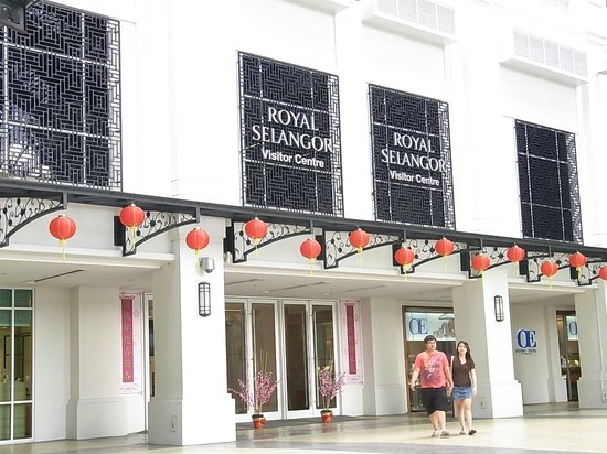 Straits Quay Suites:                   shooping mall