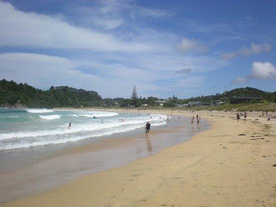 Ruakaka Beach :                   spiaggia