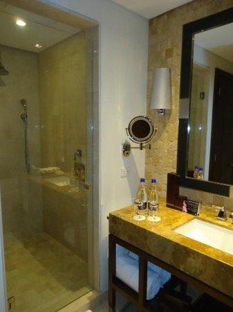 JW Marriott Hotel Bogota:                   quarto 830