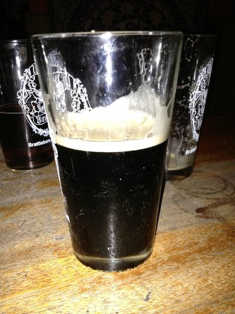 McNeill's Brewery and Pub : Ray's latest - an Irish Stout