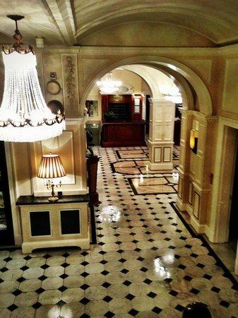 The Goring:                   Lobby