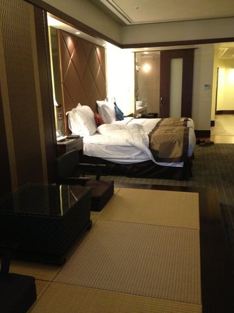 Spa Resort Exes:                   部屋の中