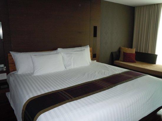 โรงแรมธารามันตรา ชะอำ: chambre