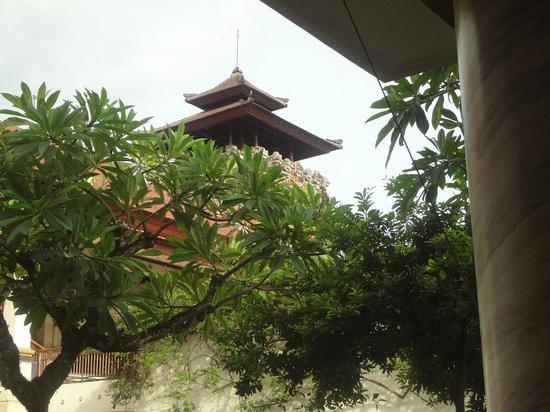 Nusa Dua Beach Hotel & Spa: panorama