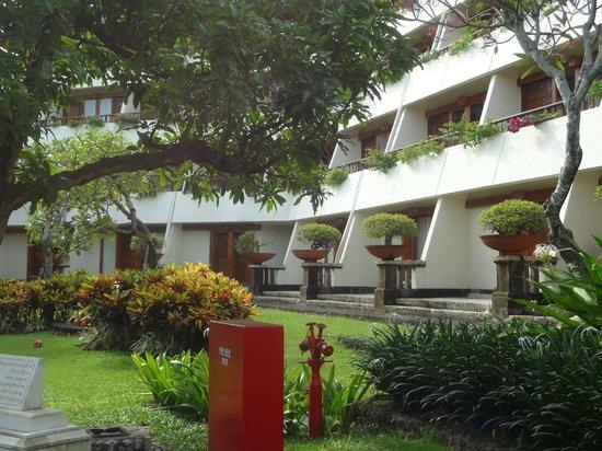 Nusa Dua Beach Hotel & Spa: camere