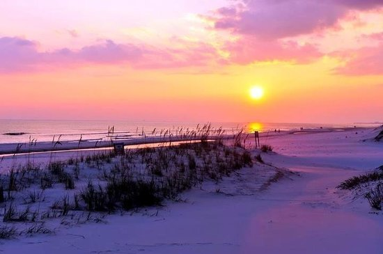 Pensacola Beach :                                     See YOU in the Sunshine State!