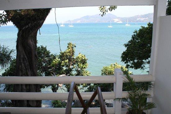 Amari Phuket:                   View