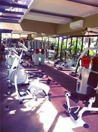 100 Sunset Hotel Managed by Eagle Eyes:                   gym facilities