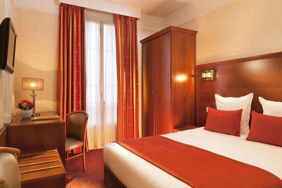 Hotel Terminus Lyon: chambre