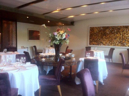 Thorntons Restaurant:                   restaurant