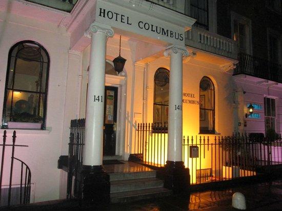 Hotel Columbus : hotel