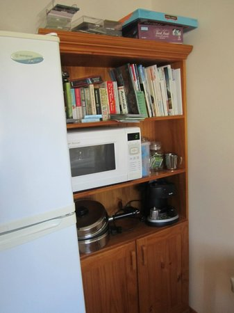 Baudin Beach, Australia: Shared kitchen