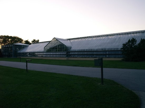 Longwood Gardens:                   Botanical Garden