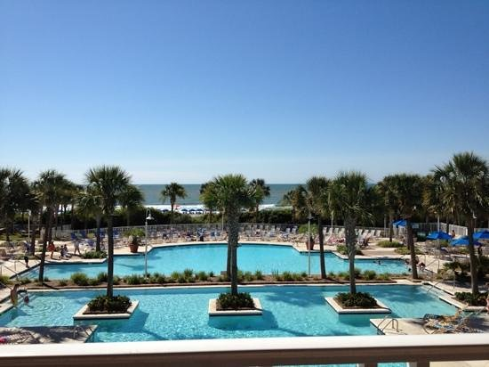Myrtle Beach Marriott Resort & Spa at Grande Dunes:                   beautiful!