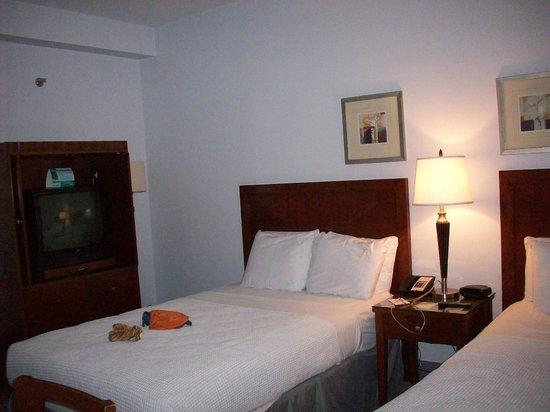 Marseilles Hotel: il letto