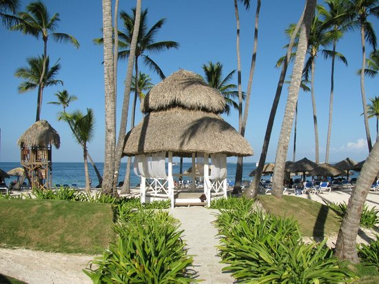 Dreams Palm Beach Punta Cana:                   Beach Gabizo