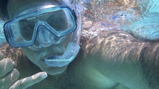 Six Senses Laamu: Snorkeling
