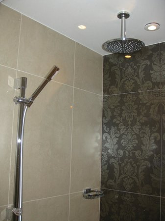 Hotel Indigo Glasgow: Shower head