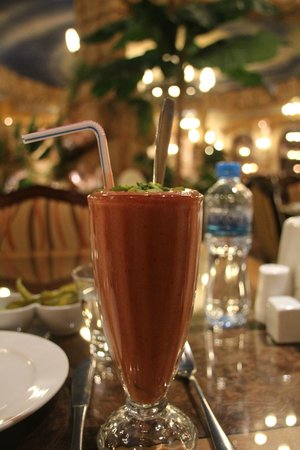 Al Meshwar Restaurant: fruit  cocktail