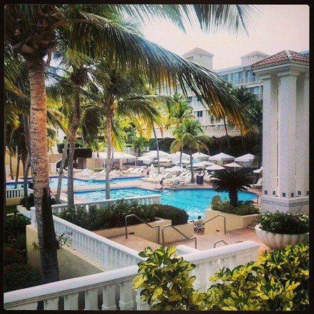 Swimming Pool Area Picture Of El Conquistador Resort A Waldorf Astoria Resort Fajardo