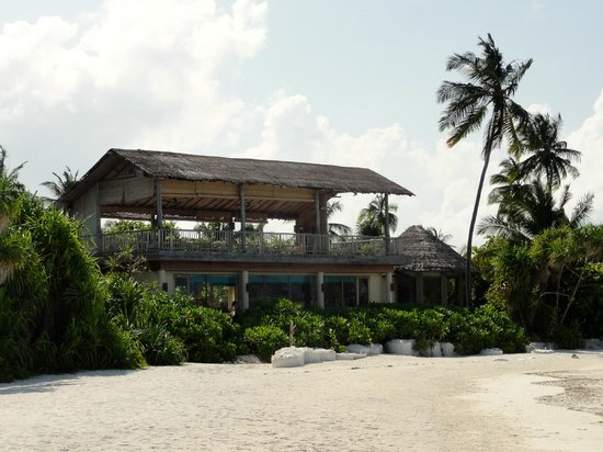 Six Senses Laamu: Gymn and Yoga Center