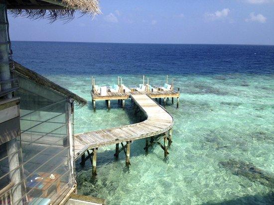Six Senses Laamu : Restaurant Decadence