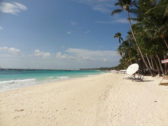 The Greenhouse (Boracay Beach House):                                     White beach