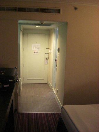 Grand China Hotel: Corridor