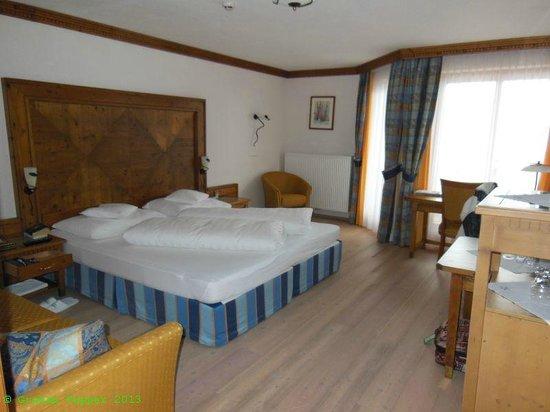 Hotel Oberforsthof:                   Bedroom