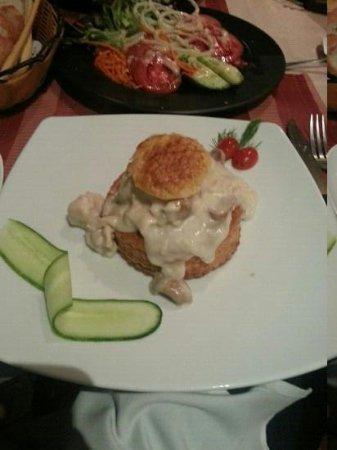 La table de bernard pattaya restaurant reviews photos - La cuisine de berbard ...