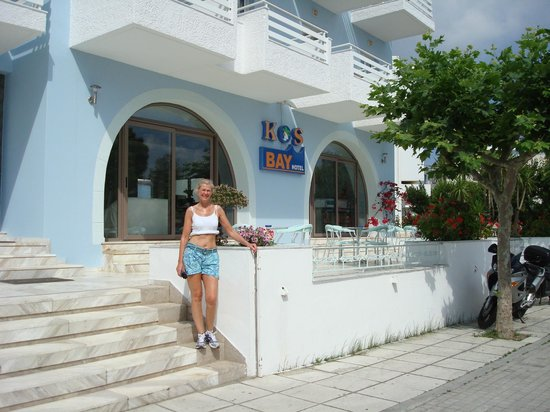 Hotel Kos Bay:                   NIET WELKOM