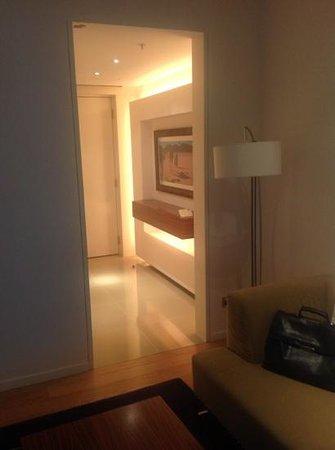 The Ritz-Carlton, Bahrain:                   Club room 7th floor