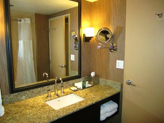 Hilton Toronto: Baño