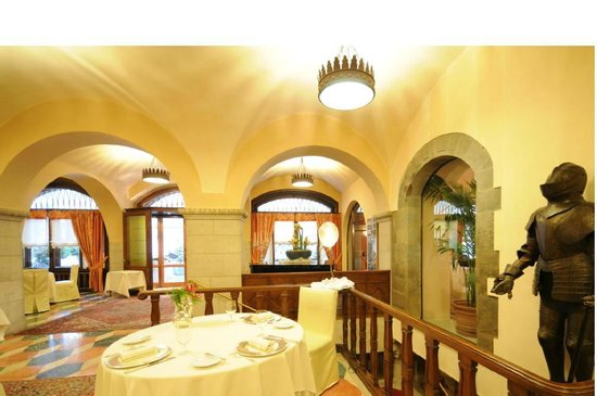 Colleoni dell'Angelo Restaurant : La nostra sala principale