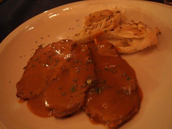 Alla Piazzetta del Burro: meat
