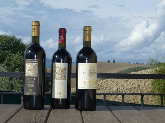 Farm Holiday La Canonica: i nostri vini