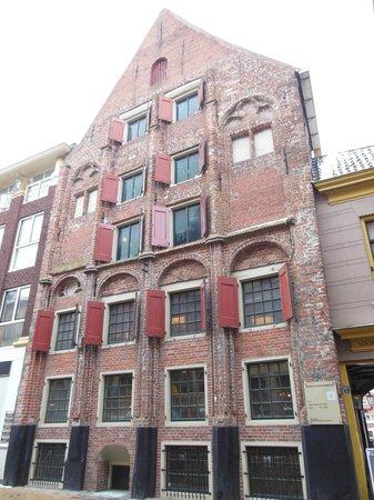 Noordelijk Scheepvaartmuseum: Facciata esterna museo