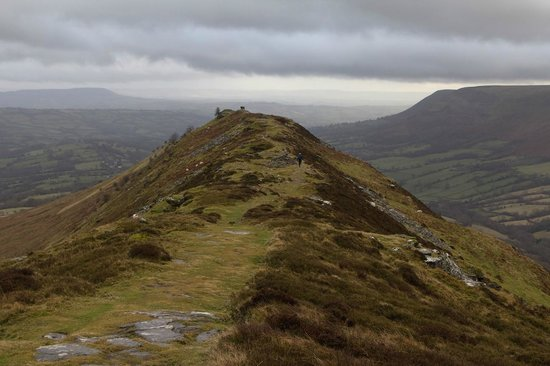 Turnastone, UK:                   Great walking country on the doorstep