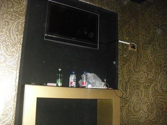 Hotel Anos 50:                                                       stanza