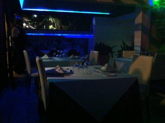 Hotel Anos 50:                                                       ristorante