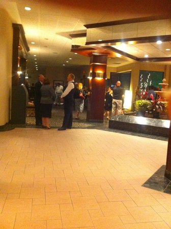 The Avalon Hotel and Conference Center:                   Prefunction