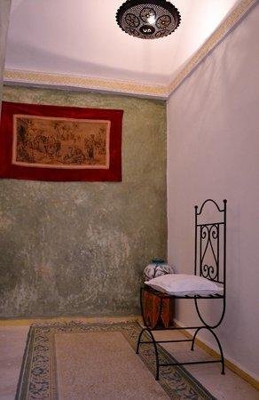 Riad Ziryab Marrakech : Habitación Jayyan
