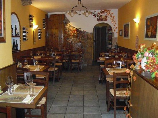 Alatri, Italia:                   cucina tipica