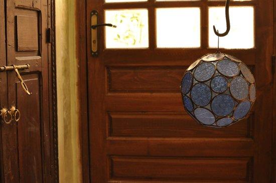 Riad Ziryab Marrakech : Salón Guelbag