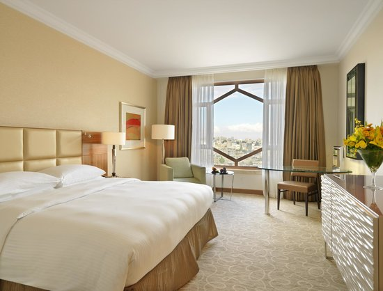 Grand Hyatt Amman: Grand King Room