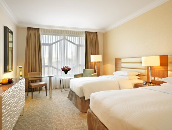 Grand Hyatt Amman: Grand Twin room