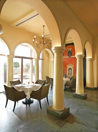 Grand Hyatt Amman: L'incontro - Italian Cuisine